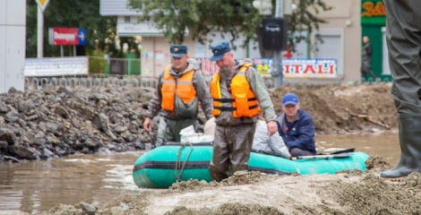 Bringing assistance to those impacted by recent flooding
