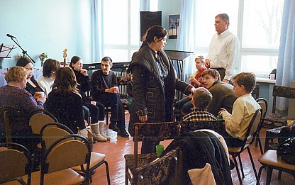 Bringing God's Word to life in Russia