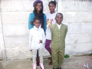 Pastor Raphael's children