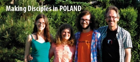 Making Disciples in Poland - The Groth Family