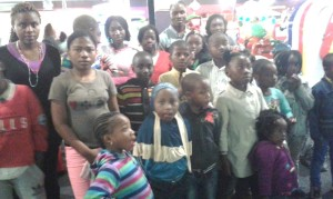 God's Children in South Africa