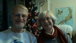 Steve and Emma Franklin 141220