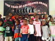 Reason for Praise - Unreached children being reached with the Gospel of Jesus Christ in Nairobi, Kenya