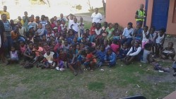 Pastor Raphael - Outreach to children in Cape Town
