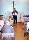 Ray Teaching the church in Tambov