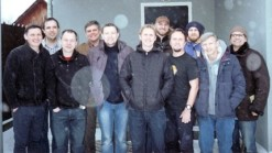 Some Russian Calvary Chapel Pastors in Moscow